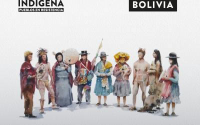 2º Itinerancia internacional que efectúa la Muestra Cine+Video Indígena