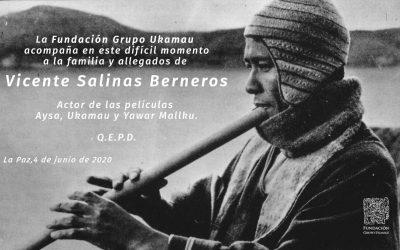 Despedida de Vicente Salinas Berneros