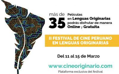 La nación clandestina en la plataforma del festival de Lenguas Originarias del Perú