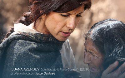 La película Juana Azurduy se verá en las Televisoras públicas de Argentina y Bolivia